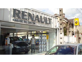 garage du centre renault m canique